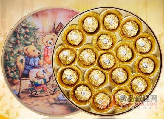费列罗圣诞巧克力多少钱,满满圣诞节的气息
