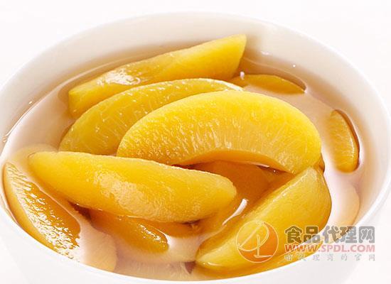 真心黃桃罐頭多少錢,冷藏食用更美味