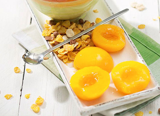立兴黄桃罐头好在哪里,保留黄桃的多种营养成分
