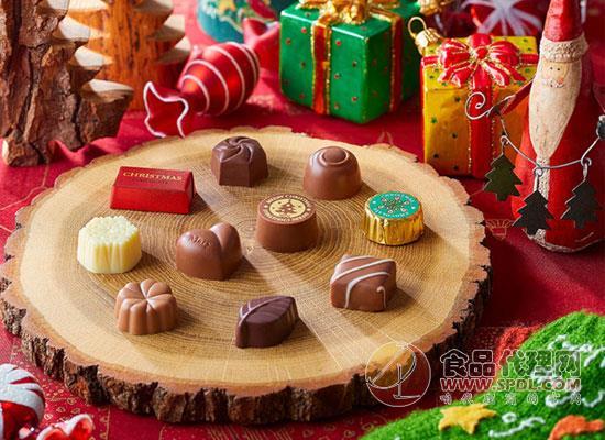 圣诞节巧克力去哪买,两个地方任你选择