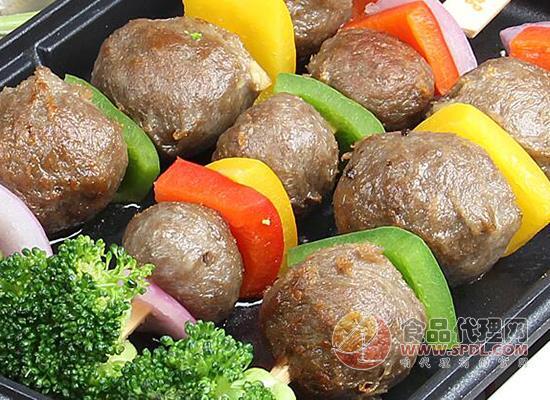 雄豐牛肉丸好吃嗎,盡享新鮮美味