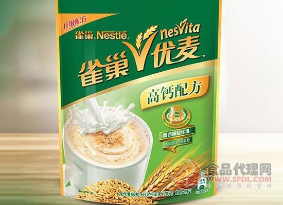 雀巢燕麥片味道怎么樣,口感細膩麥香十足