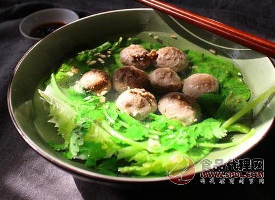 牛肉丸子湯的做法分享,看完輕松學會