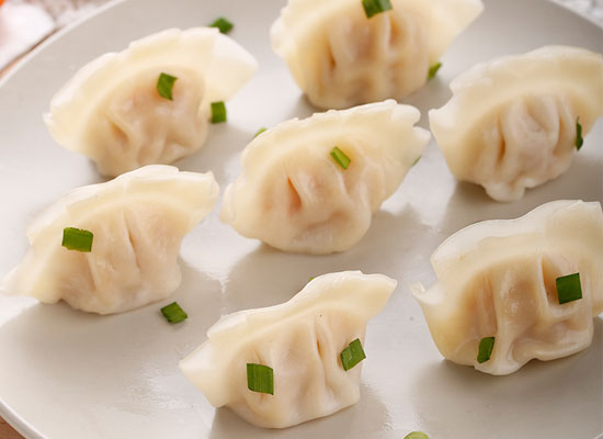 三全私厨素水饺价格是多少,口感丰富又多汁