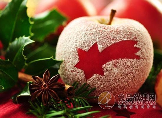 平安夜为什么要吃苹果,寓意很美好