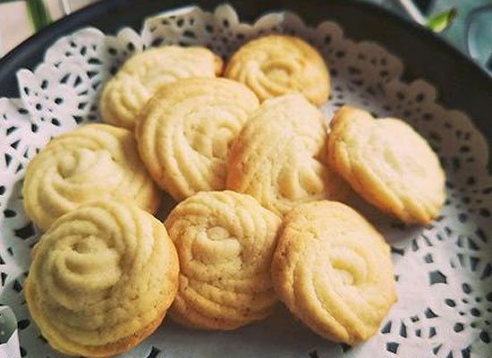 丹麦奶油曲奇饼干的做法分享,轻松做出大厨级别的美味