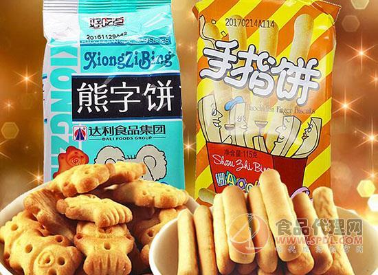 好吃点手指饼干多少钱,口感香脆美味营养