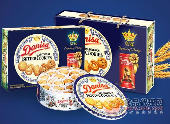 皇冠丹麦曲奇饼干味道怎么样,口感细腻令人回味无穷