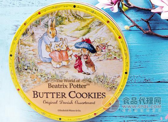 波特小姐丹麥曲奇餅干多少錢,有顏更有料