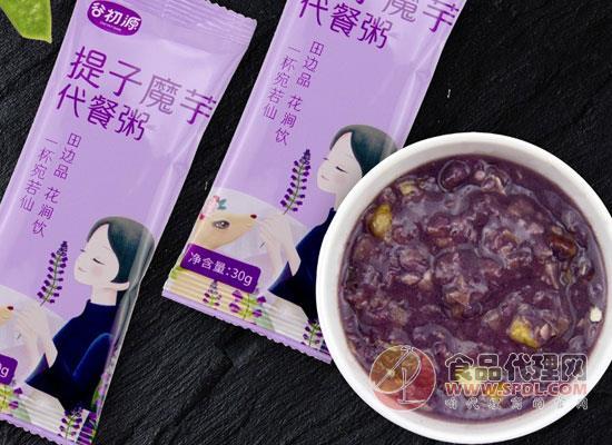 谷初源紫薯粥好在哪里,五分钟速享美味代餐