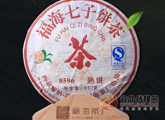 福海普洱茶多少錢,經典原味匠心制茶