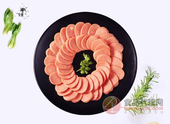 午餐肉和火腿肠的区别,看完你就明白了