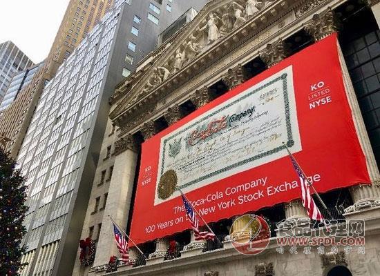 可口可乐公司上市100周年,首席执行官詹鲲杰发表重要讲话