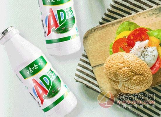 AD钙奶品牌哪个好,这三款好喝又健康