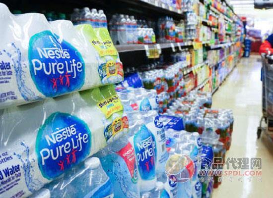 雀巢入局功能水领域,新推瓶装水增长计划