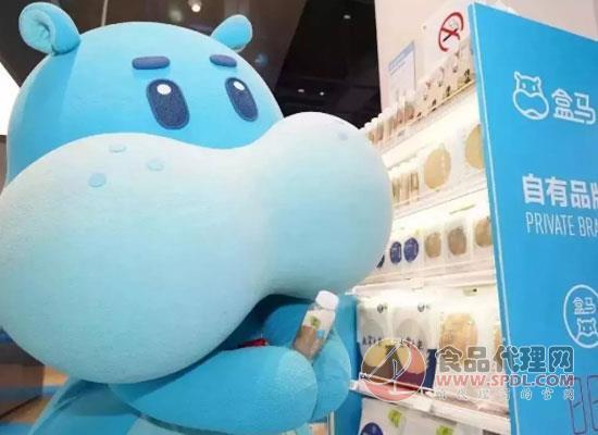 """盒马第200家门店正式开业,挺进超市""""10强俱乐部"""""""