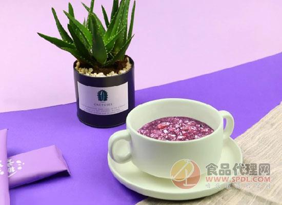 紫薯魔芋代餐粥哪個牌子好,幫你管住貪吃的嘴