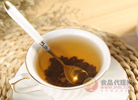 義和祥決明子茶好喝嗎,小品一口甘醇回甜