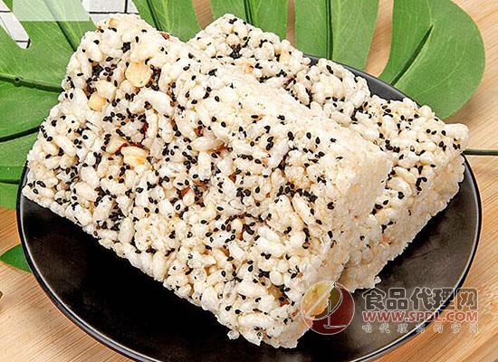 芝麻官核桃酥好吃嗎,米香濃郁可口美味