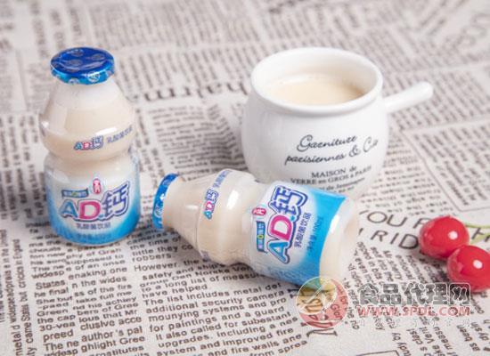 宜養AD鈣奶多少錢,包裝小巧精致可愛