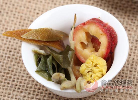 神农金康荷叶茶多少钱,食材搭配合理
