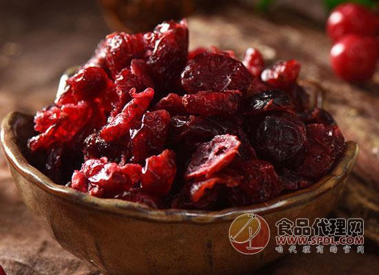 展藝蔓越莓干味道怎么樣,酸甜適口讓人難以忘懷