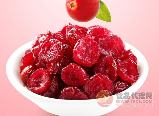 良品铺子蔓越莓干好吃吗,一口幸福滋味