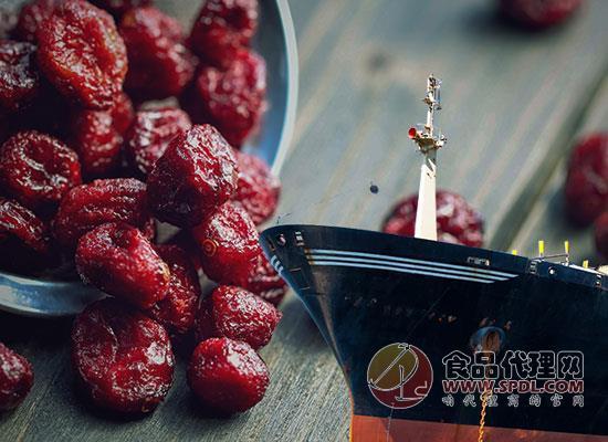 三只松鼠蔓越莓干味道怎么样,回味如香槟般丰富