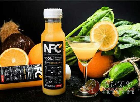 农夫山泉加码浓度果汁,果汁品类创新发展