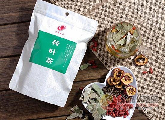 京皖荷叶茶好喝吗,新鲜美味方便携带