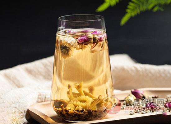 神農金康荷葉茶怎么樣,滿室茶香縈繞