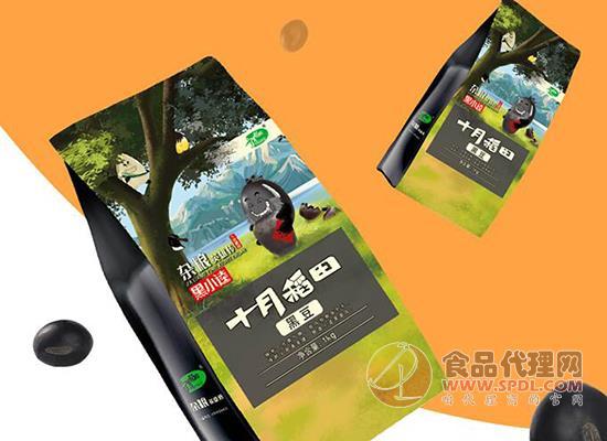 十月稻田黑豆怎么样,营养丰富享受品质生活