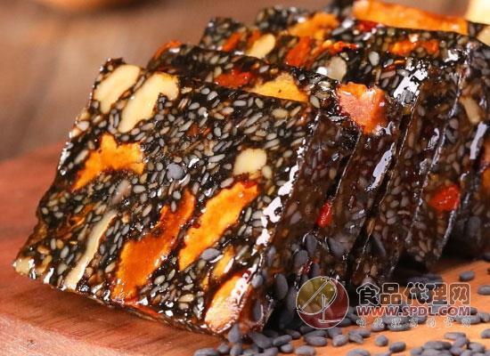 塔木金阿膠糕味道怎么樣,入口醇香軟糯