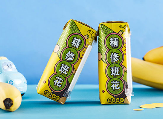 伊利香蕉牛奶多少錢一箱,入口絲滑而不膩