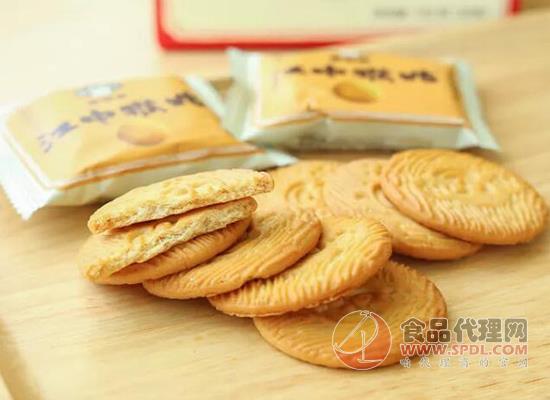 江中食療酥性餅干怎么樣,營養豐富輕甜味濃
