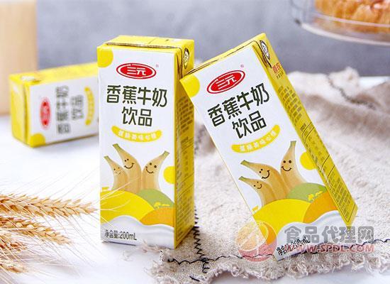 三元香蕉牛奶可以減肥嗎,正確飲用很關鍵