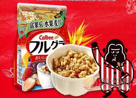 卡樂比水果燕麥片多少錢一袋,獨特烘烤工藝