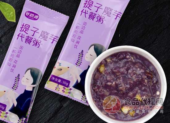 谷初源紫薯粥多少錢,高飽腹營養零負擔