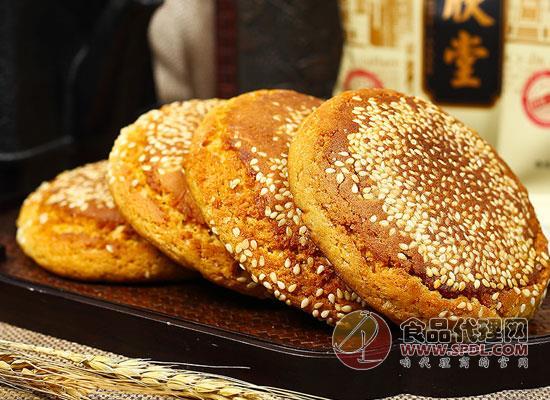 榮欣堂早餐餅好在哪里,還原老晉商的味道