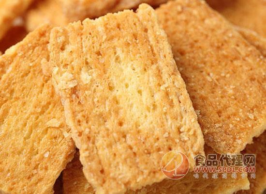 饼干韧性好还是酥性好,有哪些区别呢