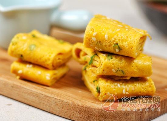 早餐饼用什么面粉制作好吃,附加一种做法