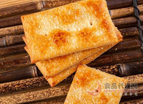 海玉酥性饼干味道如何,层层酥感美味十足