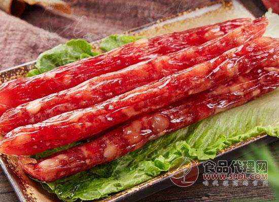 皇上皇臘腸多少錢一包,遵循廣府傳統風味