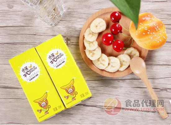 宜养香蕉牛奶口感如何,给你不一样的香蕉牛奶