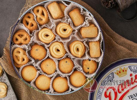 丹麦曲奇饼干哪个牌子好,高人气曲奇饼干大盘点
