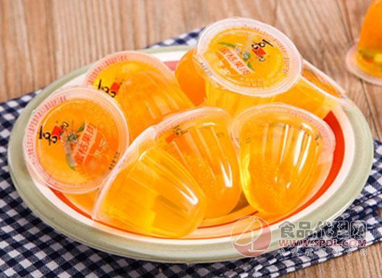 喜之郎果凍布丁有哪些亮點,隨時隨地即刻享用美味