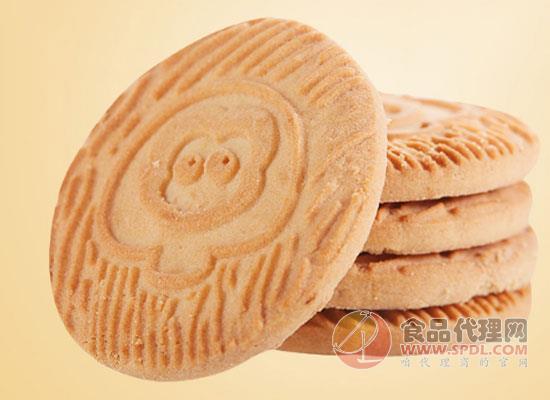 洽美滋酥性饼干好吃吗,酥香适口让人食欲倍增