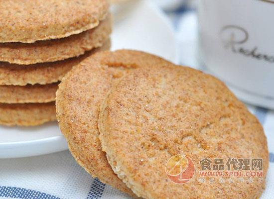 什么叫酥性饼干,记住产品特征你就知道了