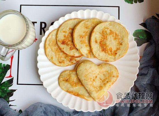 早餐餅怎么做柔軟不油膩,注意這些就可以