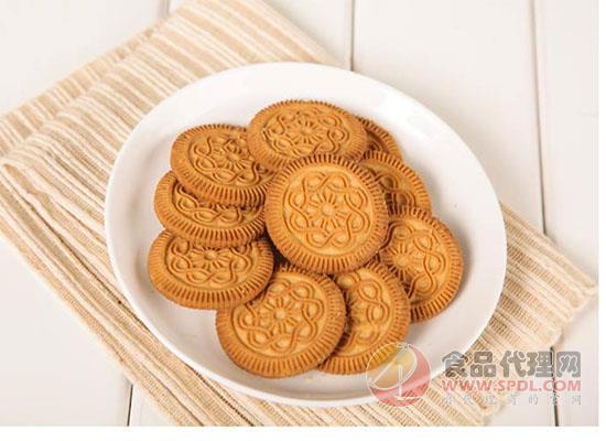怎样用烤箱做酥性饼干,这样做方便实用